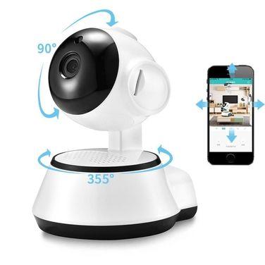 Cámara IP Wifi Smart Robotizada Alarma