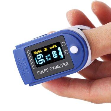Oximetro Saturometro Pulso Salud prevención
