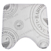 Alfombra de baño 45X45 cm bathlux