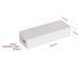 Power Bank Apple Samsung Power Bank 6000 MAh, Blanco - Power