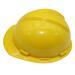 Casco De Trabajo Amarillo Protección Construcción