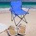 Silla Plegable Para Playa o Camping Con Porta vasos