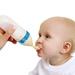 Mamadera Cuchara Dosificadora Bebe Silicona