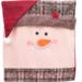 Cubre Silla Muñeco de Nieve Navidad