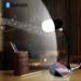 Cargador Inalámbrico 3 en 1 Celulares Lampara Bluetooth