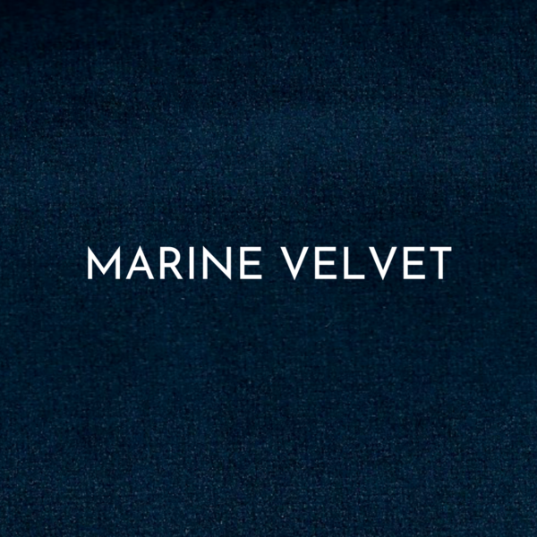 Par Pouf Nantes Velvet - Color a elección