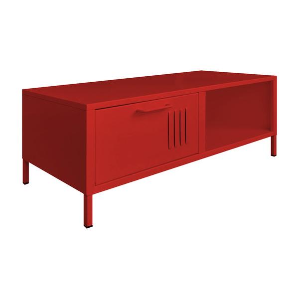 Mesa de Centro Pop Rojo