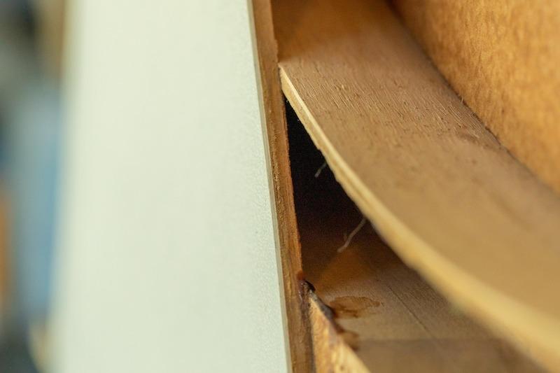 Lámina protectora de puertas en placas