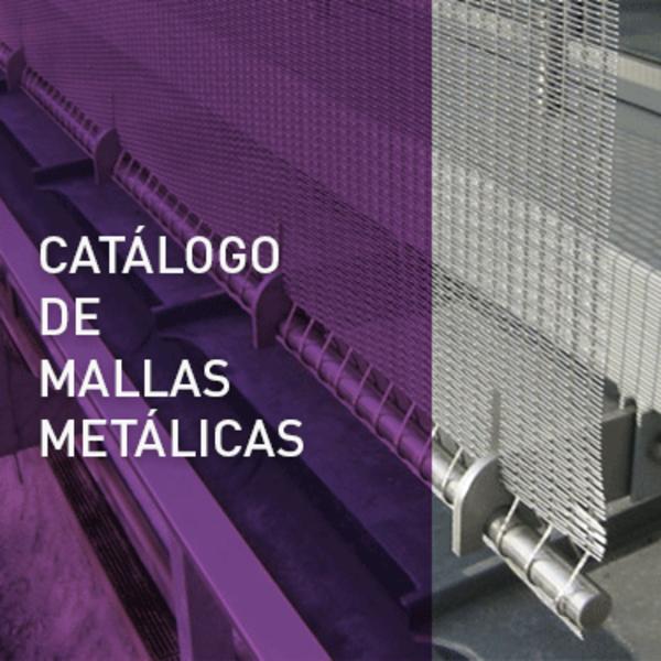 CATALOGO DE MALLAS METÁLICAS
