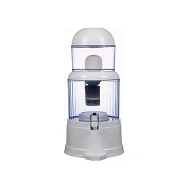 Purificador Dispensador Agua 16Lt Filtro Alcalinizado