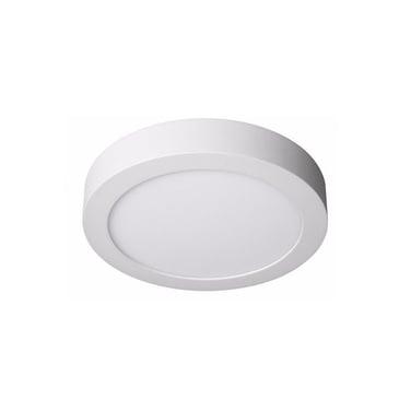 Foco LED Redondo Sobrepuesto 18w