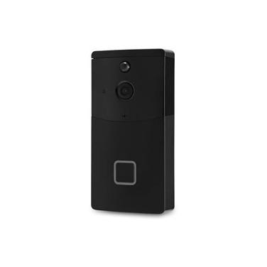 Timbre Wifi Camara Celular Vigilancia Seguridad B10