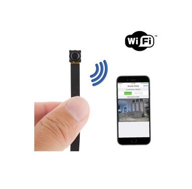 Micro Camara Espia Wifi Hd