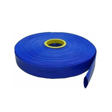 Manguera Plana Regadio 2 Pulgadas 100mts Azul