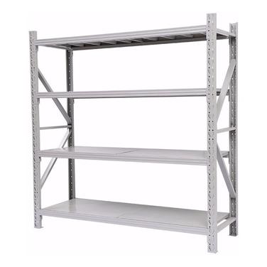Estantería Rack Repisas Industrial Metal Estante 2x0.6x2mt