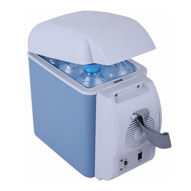 Mini Refrigerador Cooler Auto 7,5 Litros 12v Portatil