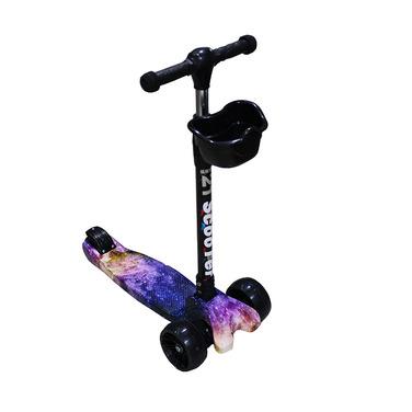 Scooter C/Luz Musica Niños