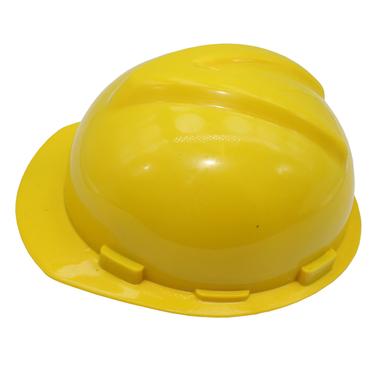 Casco Trabajo Amarillo Protección Construcción