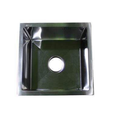 Lavaplatos Deluxe Embutido 41x41cm