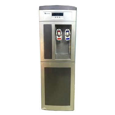 Dispensador Agua Frio/caliente Luz Led Compresor 220v