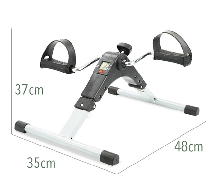 Bike Spinning Pedalera Home Fitness Con Pantalla Lcd