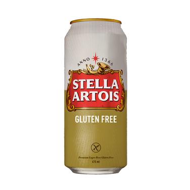 Stella Artois Gluten Free Lata 473cc Liquidos Cl