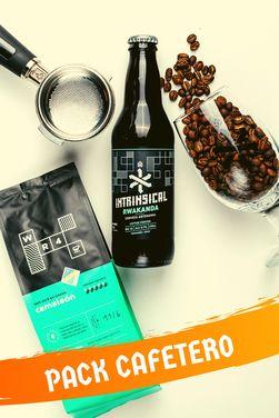 Pack cafetero - Café y chelas