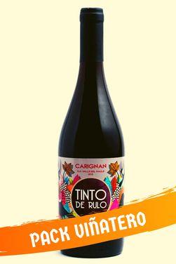 Pack viñatero - Vino y chelas