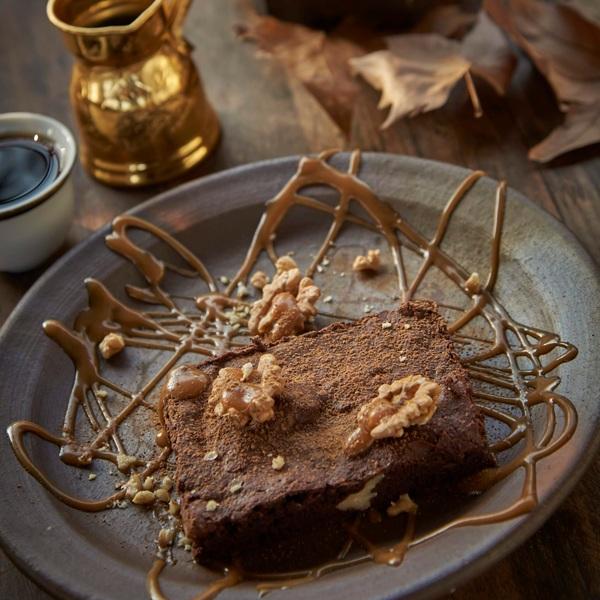 Brownie Zanzibar