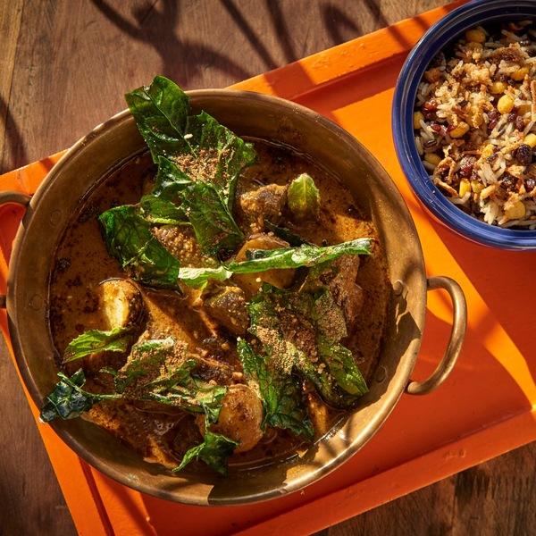Curry Pakistani de Wagyu