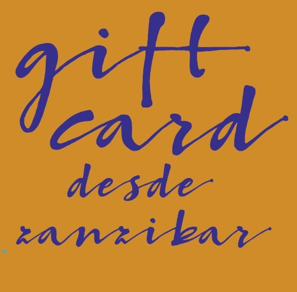 Gift Cena Zanzibar para 2