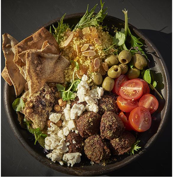 Mediterranean Bowl