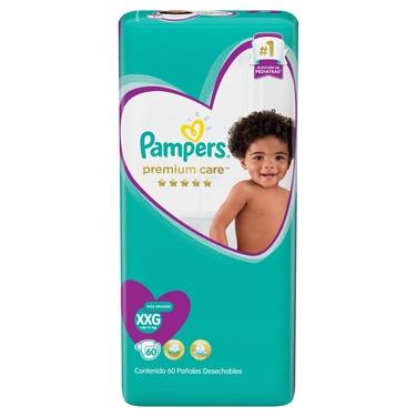 Pampers Premium Care Xxg X 60