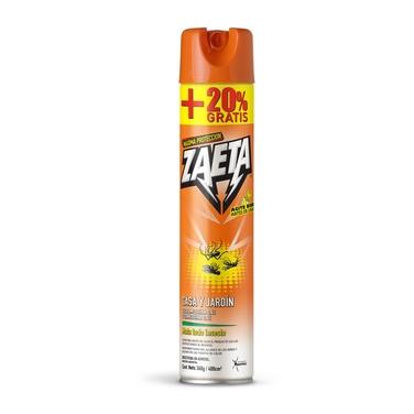 Zaeta Insecticida Casa Y Jardin 360 Ml