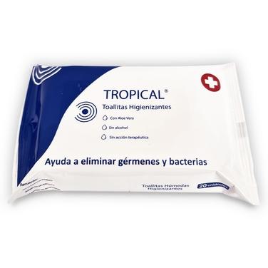 Tropical Toallita Higienizante 20 Un