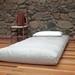 Colchón Natural Lino.1.1/2 Plaza - Full  1.00 x 2.00 x 0.10