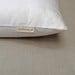 Almohada  Lino - tela de lino, relleno 100% algodón
