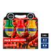 Pack Parrillero - Pack Parrillero (Ketchup, Mostaza y Aji Pebre)