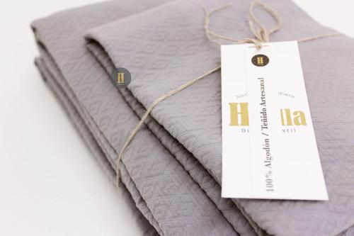 Cobertor gris