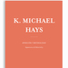 K. Michael Hays | Aparición y Materialidad - ARQ DOCS Michael Hays-Bootic.jpg