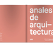 Pack: Anales de Arquitectura + Arquitectónica - Anales 1.jpg