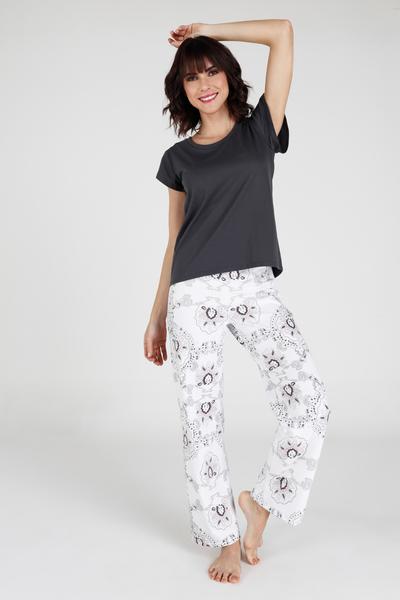 Pijama Rosa GR O