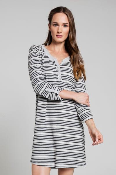 Camisa Rayas ML GR