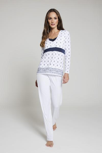 Pijama Flower BL