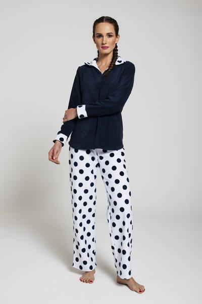 Pijama Print Polar AZ