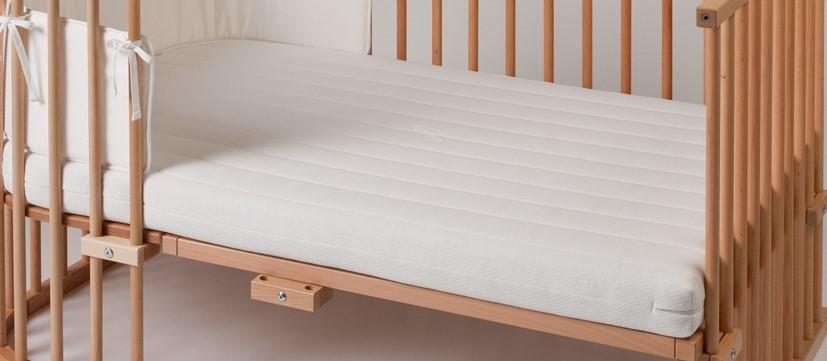 Cuna cama accesorios para transformar la cuna en cama maxicrece - Accesorios para camas ...