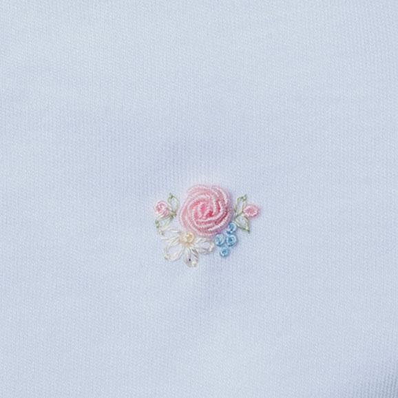 Gorro Prematuro bordado a mano (Flor) Lucky Baby - The Mama Store 2eeb5fb57d2