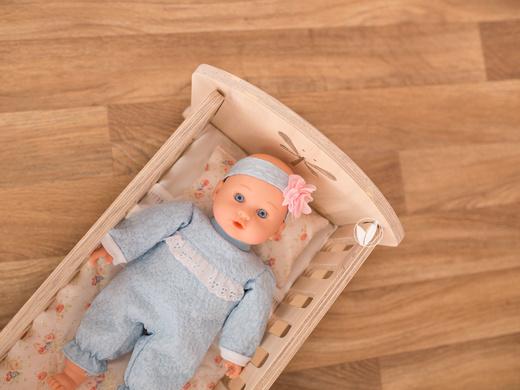 Cuna Muñeca Puppe