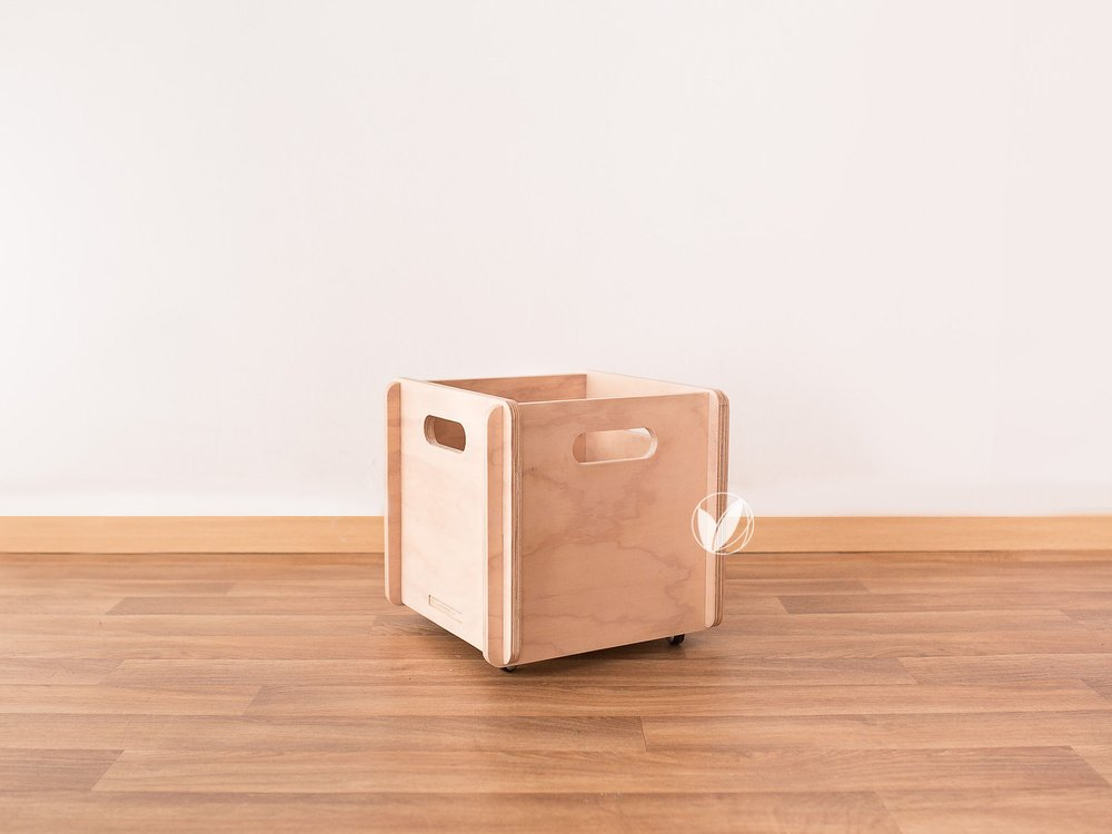 Caja Cubo - 36 x 36cm