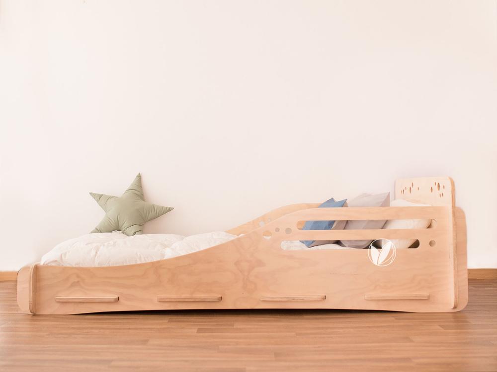 Cama Montessori Mimí · 1 1/2 Plaza